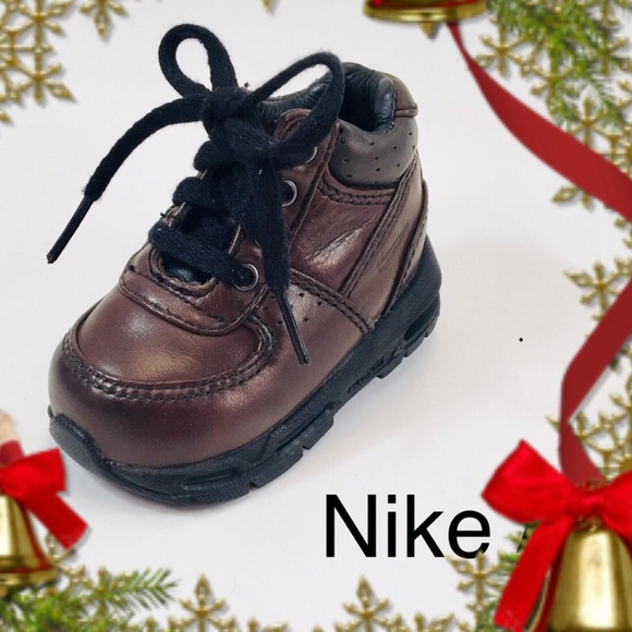 Nike Other - Nike Air Infant Leather Sneakers
